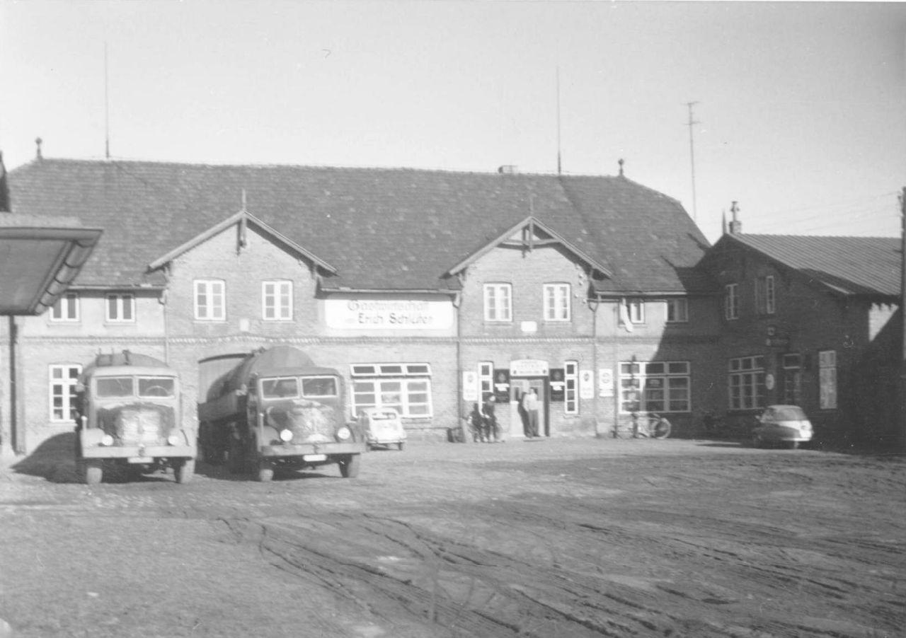 Schlüters Gasthof 1952