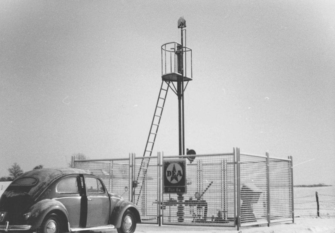 Plöner Feld 1953 - fündig