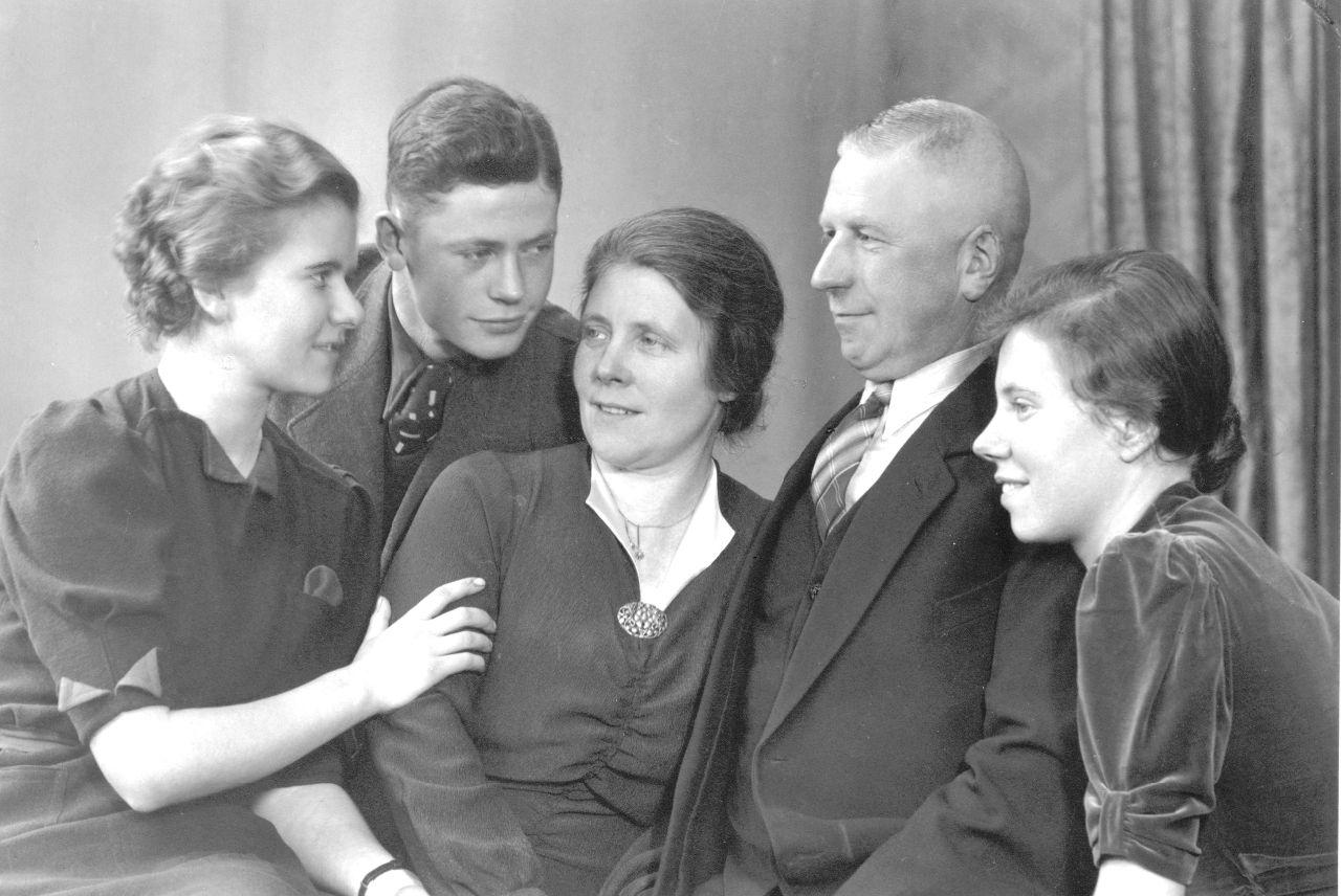 Familie Steenhoek