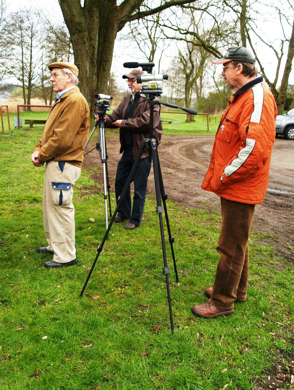 Kamerateam des Offenen Kanals Kiel