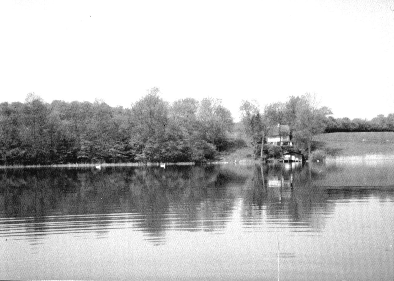 Ausflugsgaststätte am Holzsee 1978