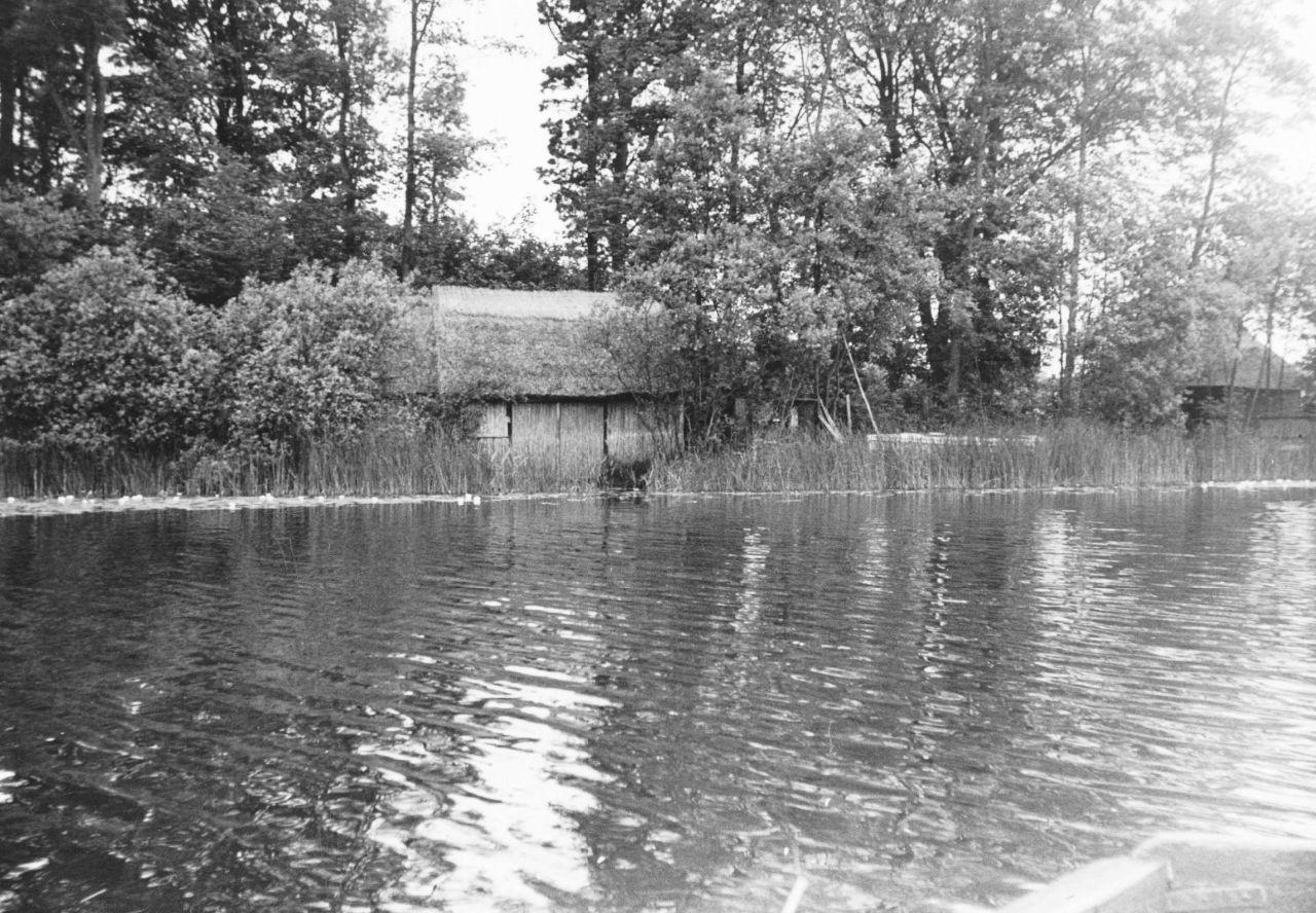 Bootsschuppen und Gästehaus Nettelau