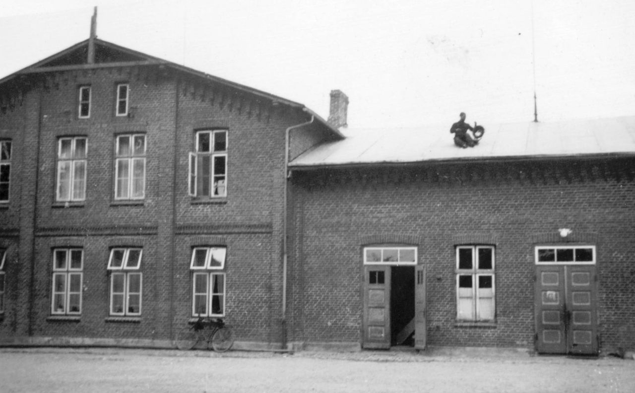 Alte Schule 1956