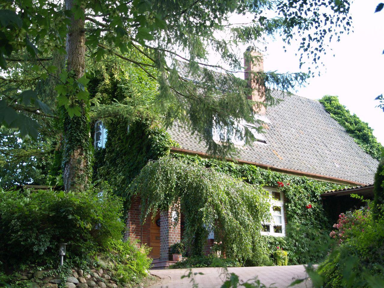 Das alte Schulmeisterhaus