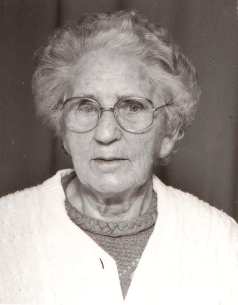 Hilda Siebels 1988