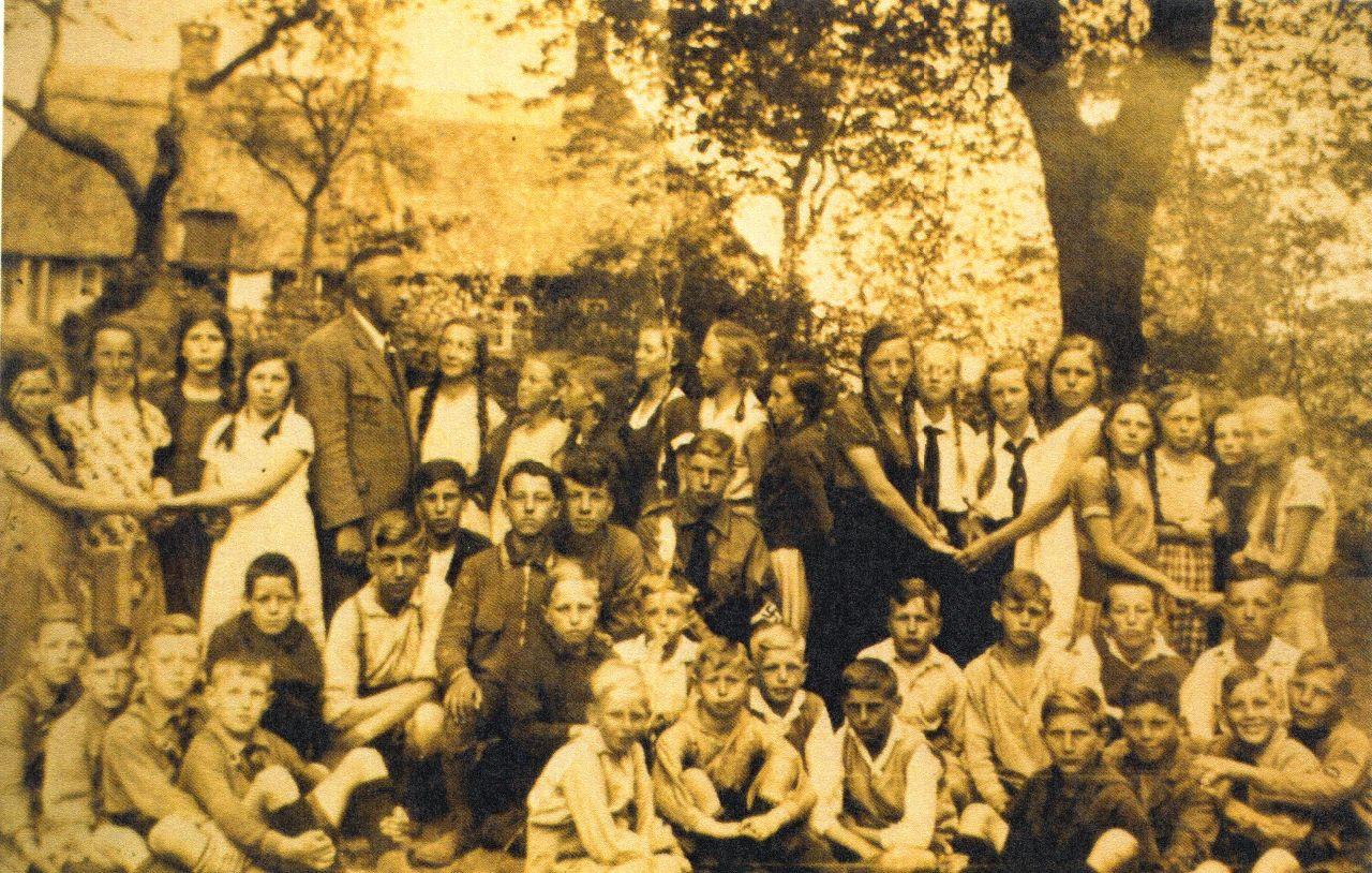 Klassenfoto 1933