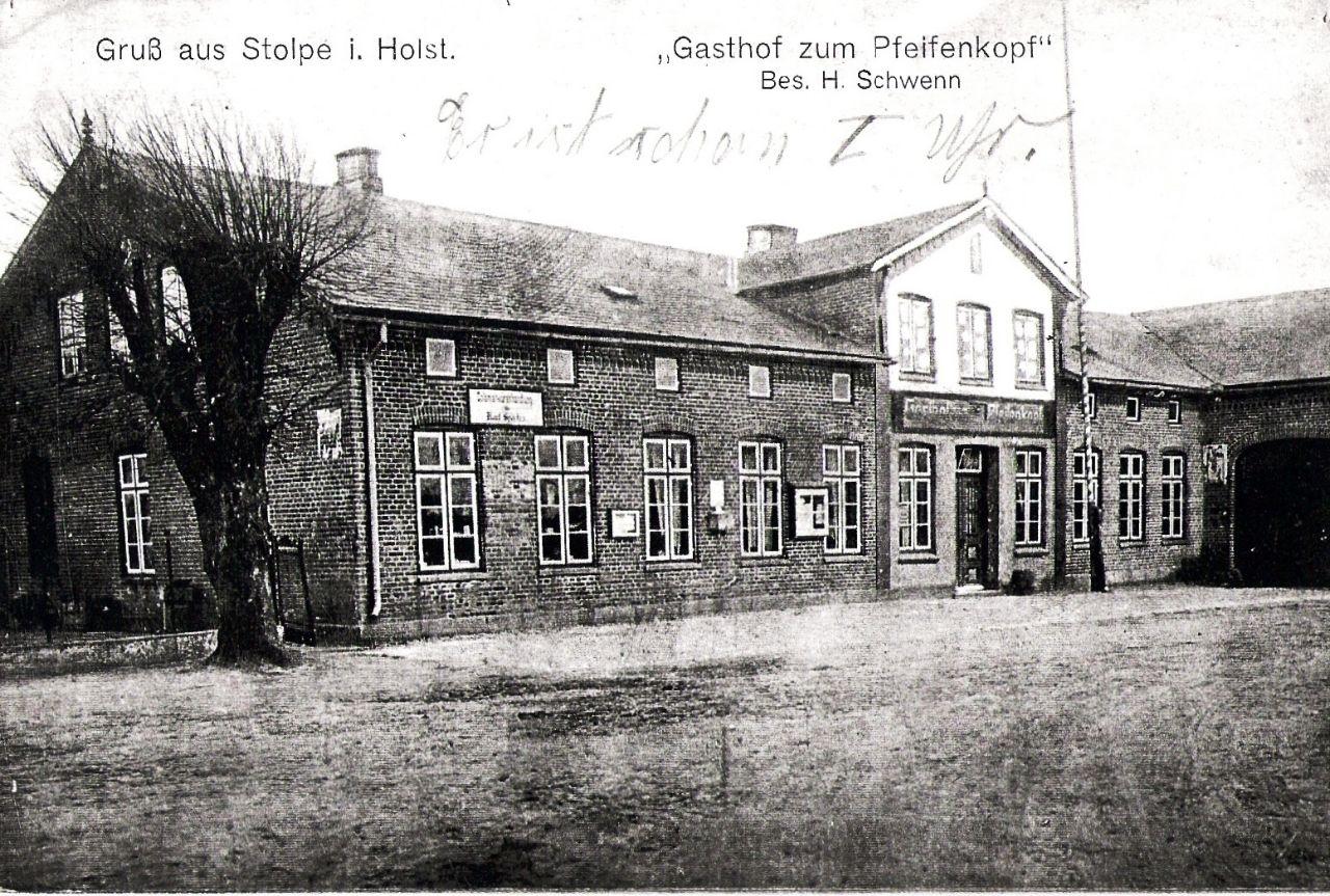 Pfeifenkopf - H. Schwenn um 1910