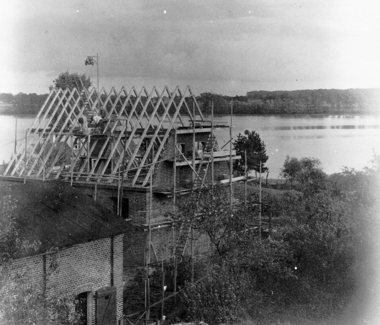 Richtfest Schule 1938