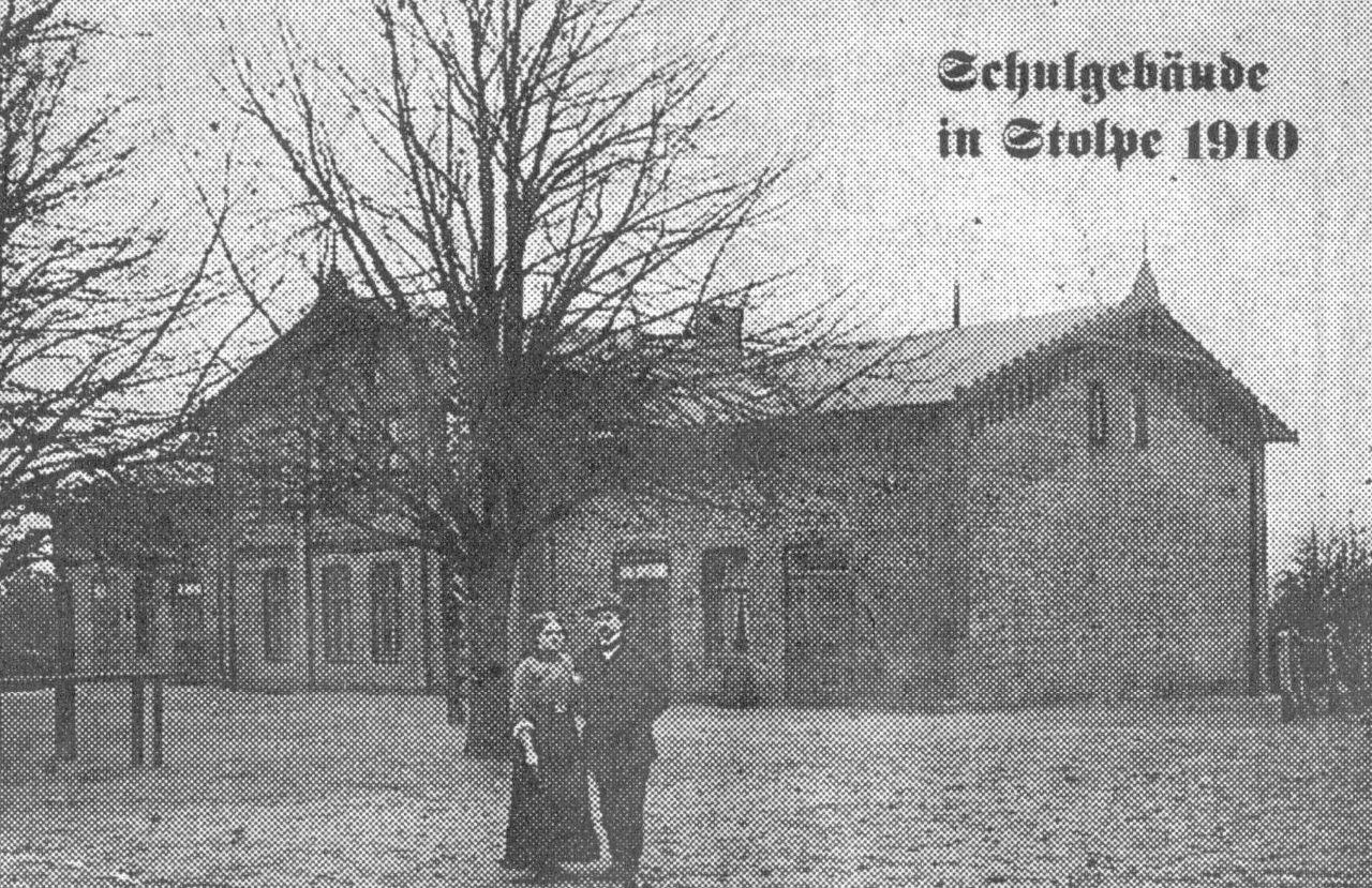 Schule 1910