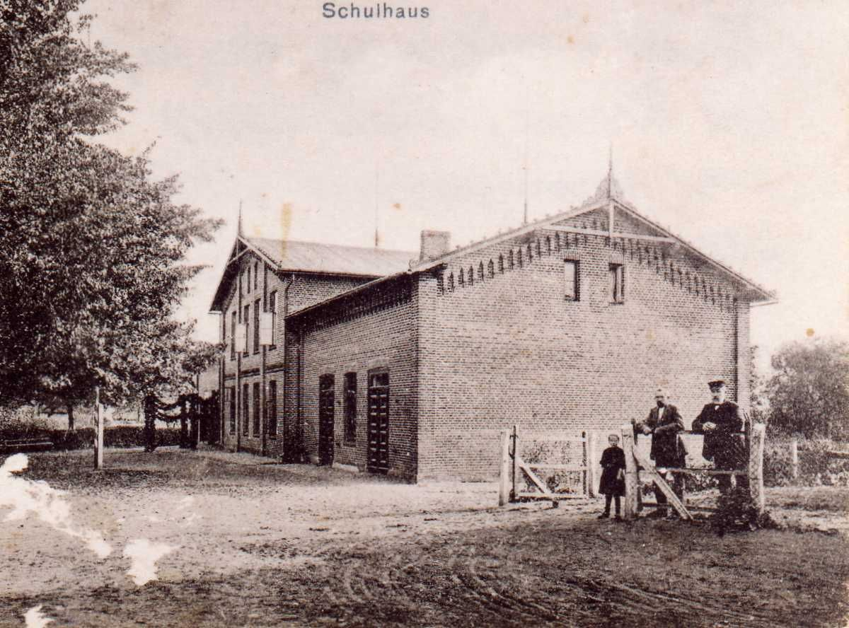 Schule Stolpe 1913