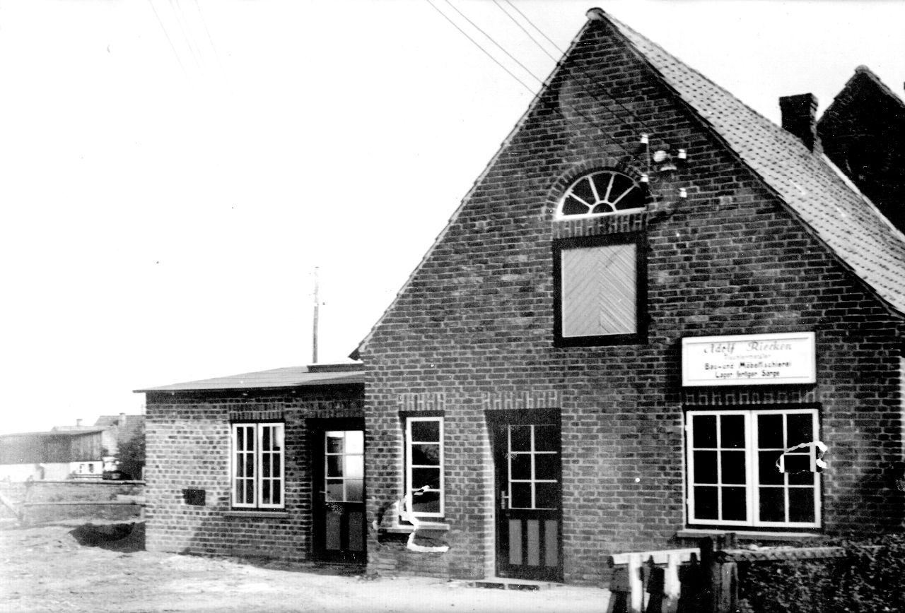 Werkstatt 1952