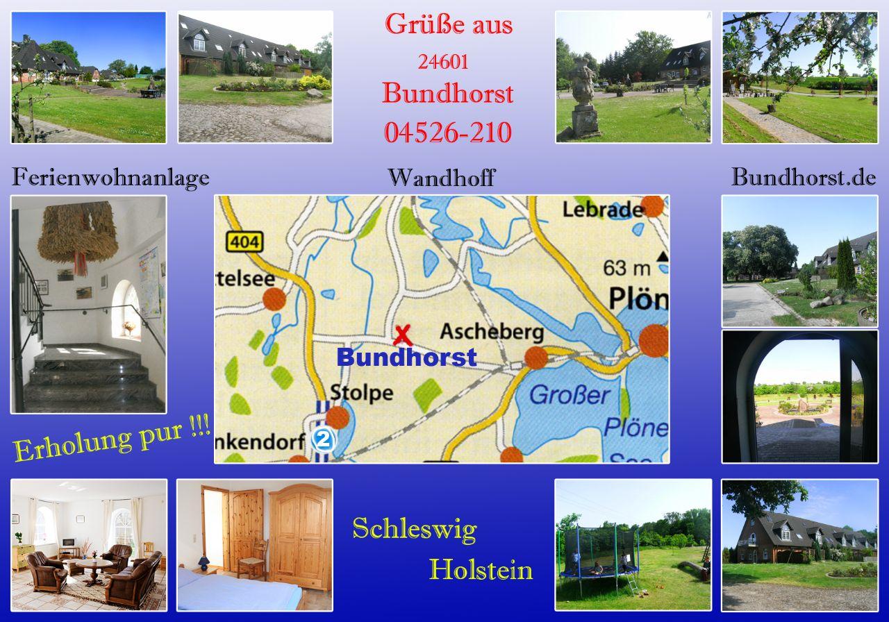 Postkarte Bundhorst