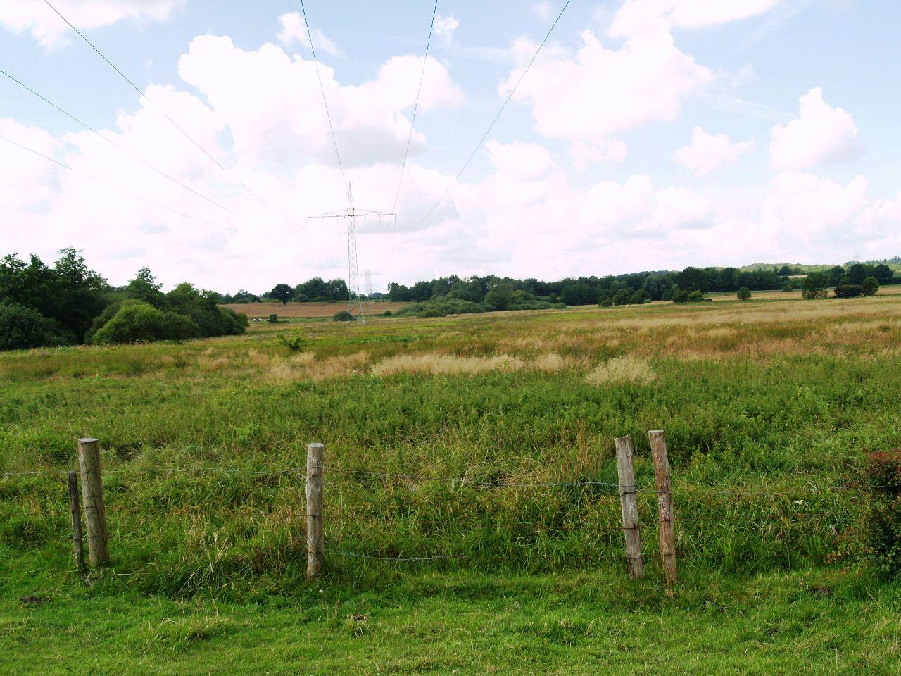 Blick übers Moor