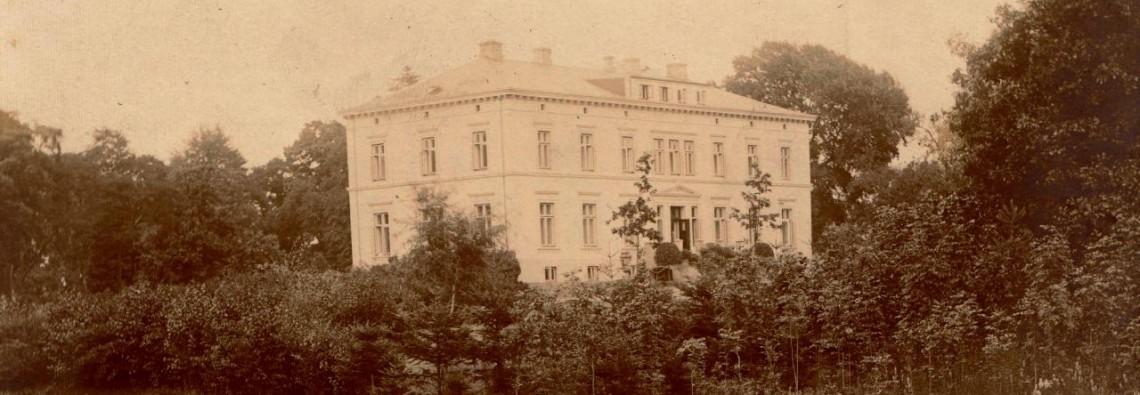AK Altes Herrenhaus ca. 1930