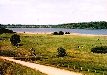 Stolper Moor in den 60er Jahren