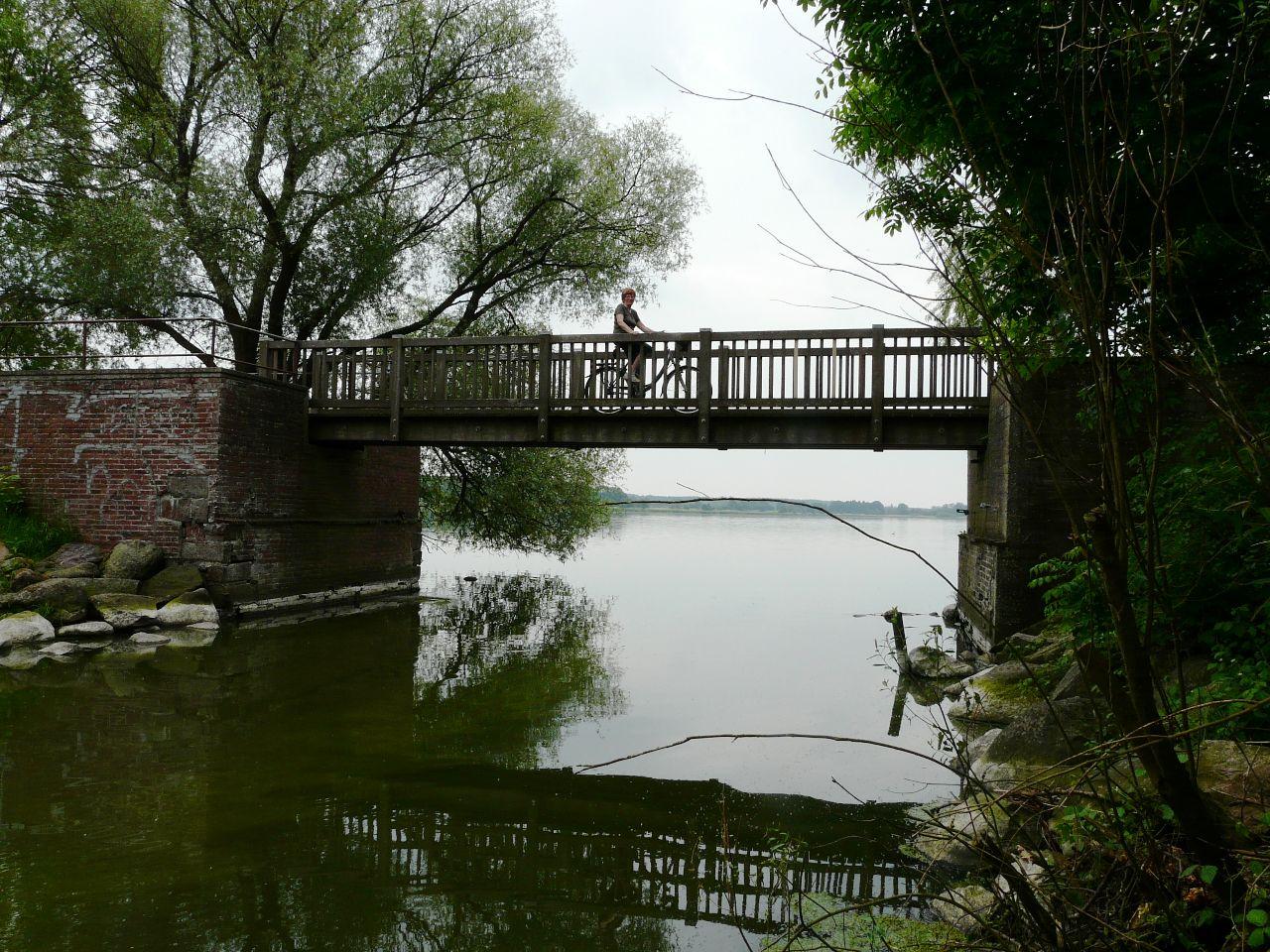 An der Sieversdorfer Brücke