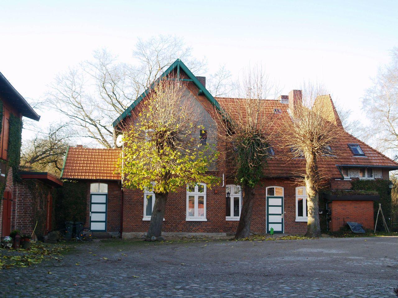 Altes Bauernhaus Holm