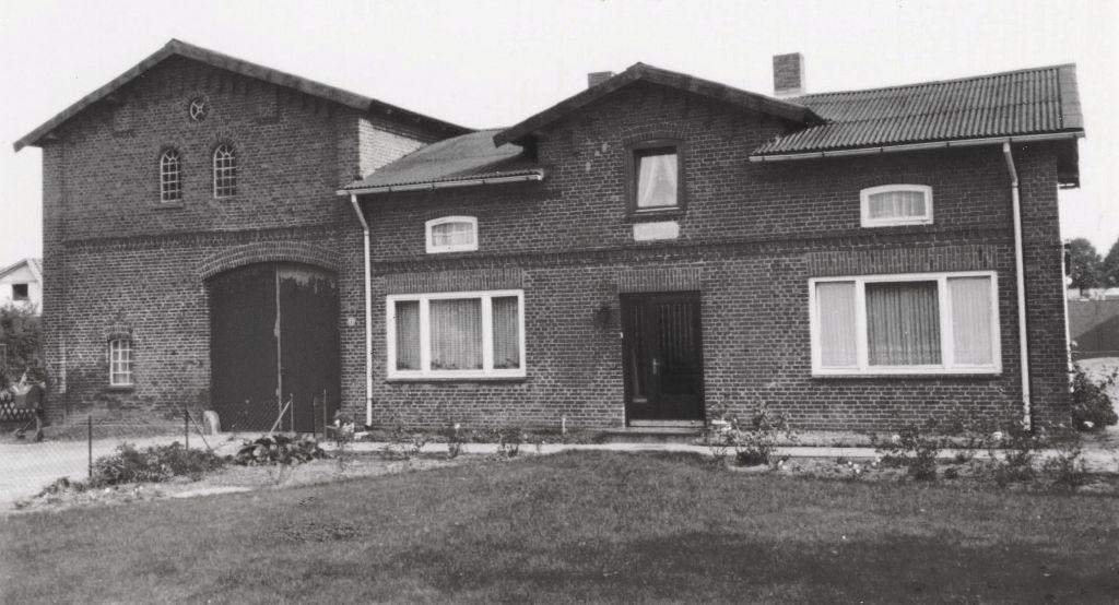 Bauernhof Pelk vor 1978