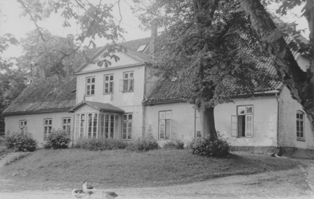 Das Gutshaus Nettelau