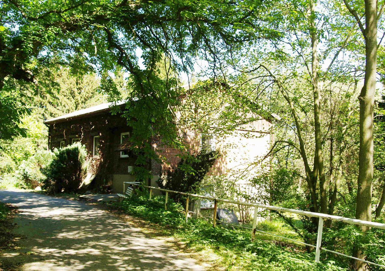 Ehemaliges Mühlenhaus