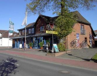 Fahrrad-Station Wieck