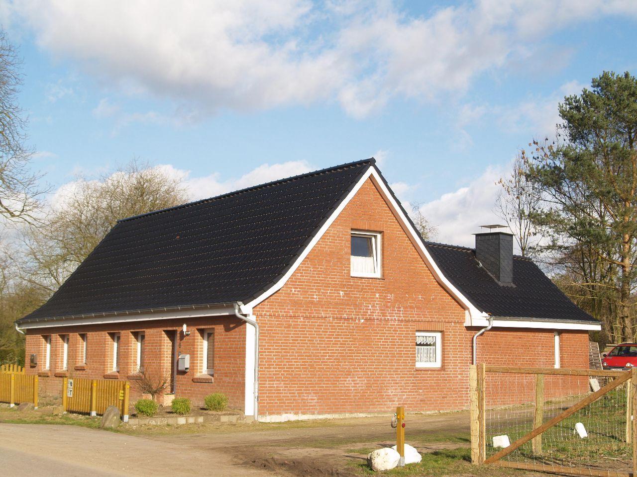 Das renovierte Fischerhaus