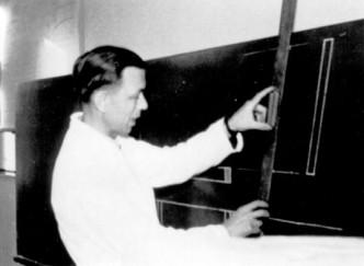 Gerhard Schlüter als Berufschullehrer