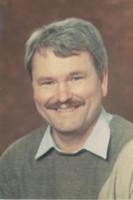 Gert Brauer im Alter von 48 Jahren