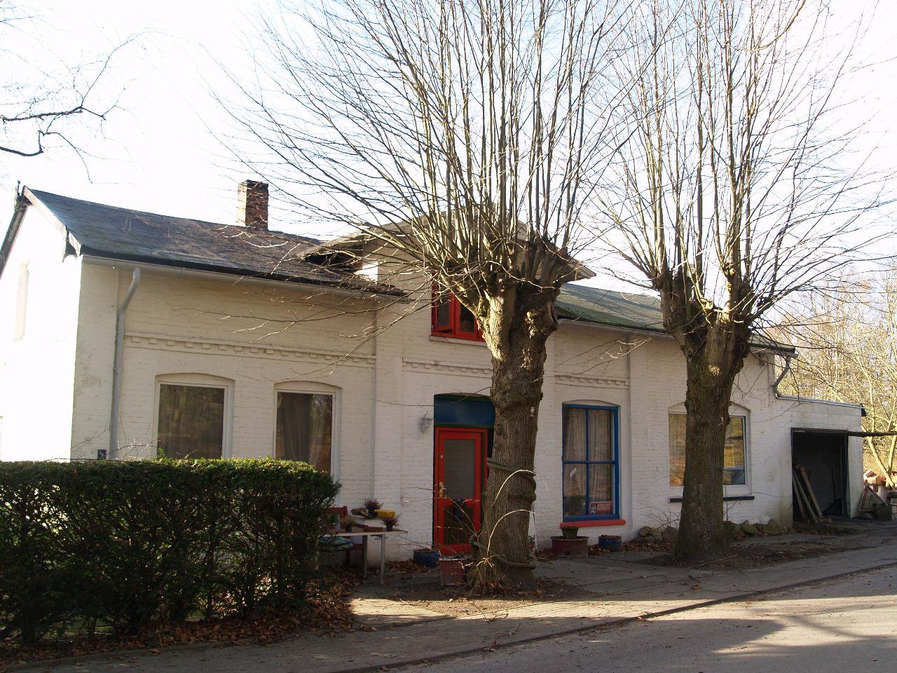 Ehemaliges Haus von Oma Krause