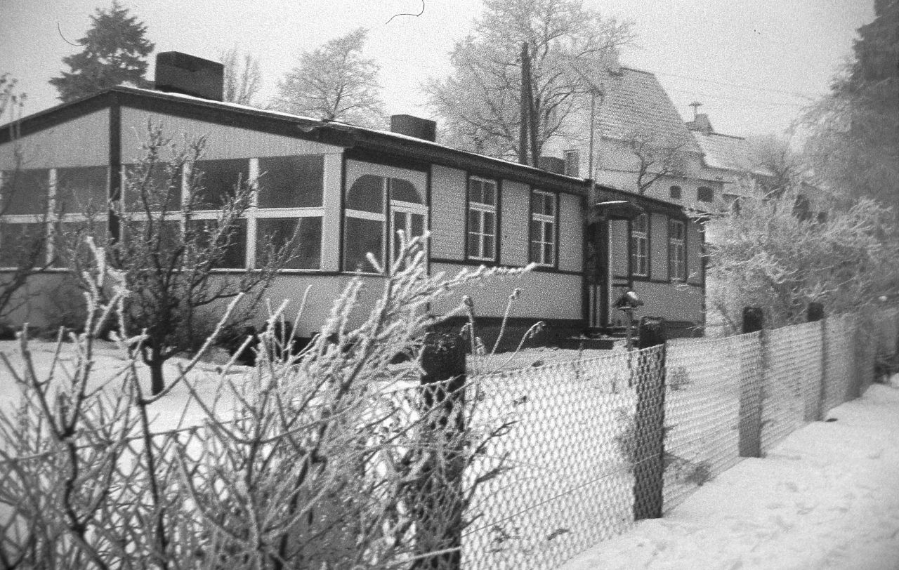 Das Haus nach dem Umbau