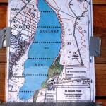 Der Stolper See ist mit Messkabeln durchzogen.