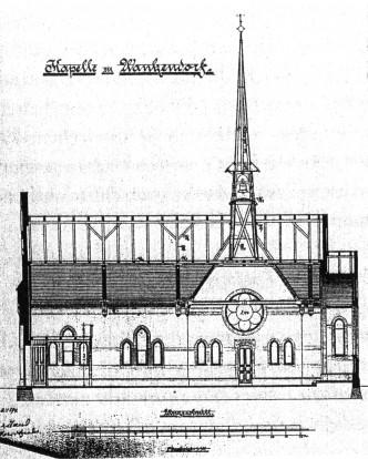 Kirche Skizze