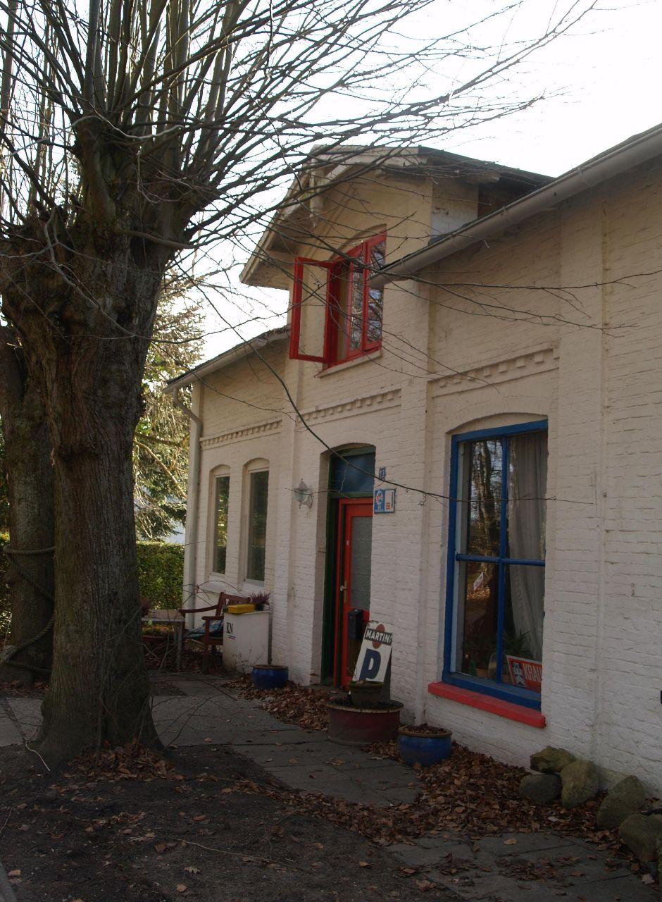 Mühlenberg Nr. 13 - ehemaliges Haus von Oma Krause