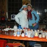Marion und Sylvia