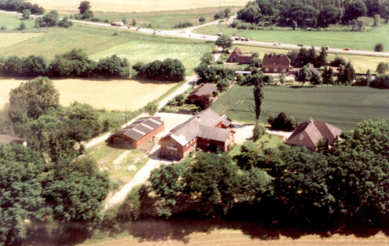 Nettelau Dorf