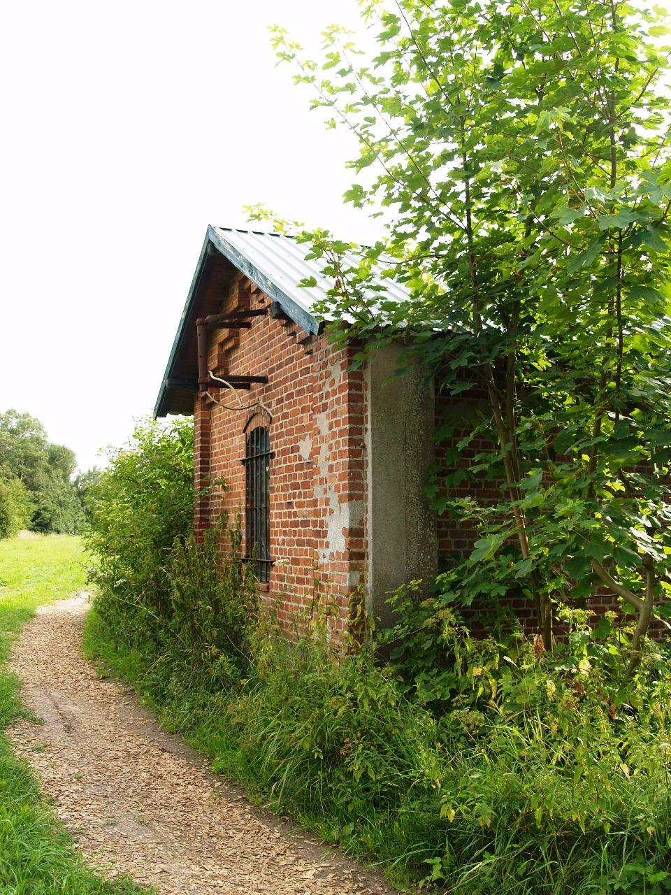 Pumpenhaus an der Alten Schwentine