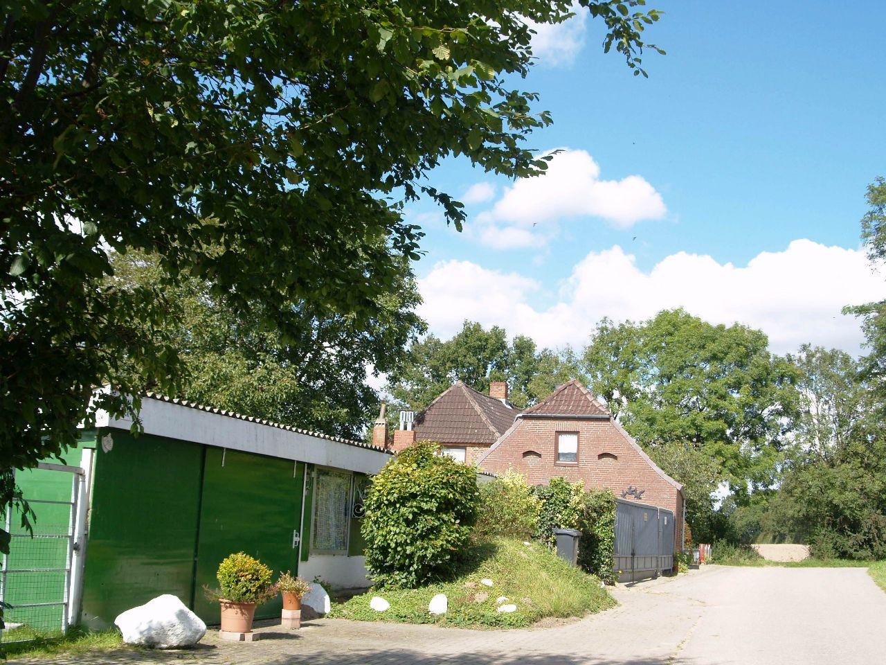 Der Schefenhof - heute Rave und Sieck
