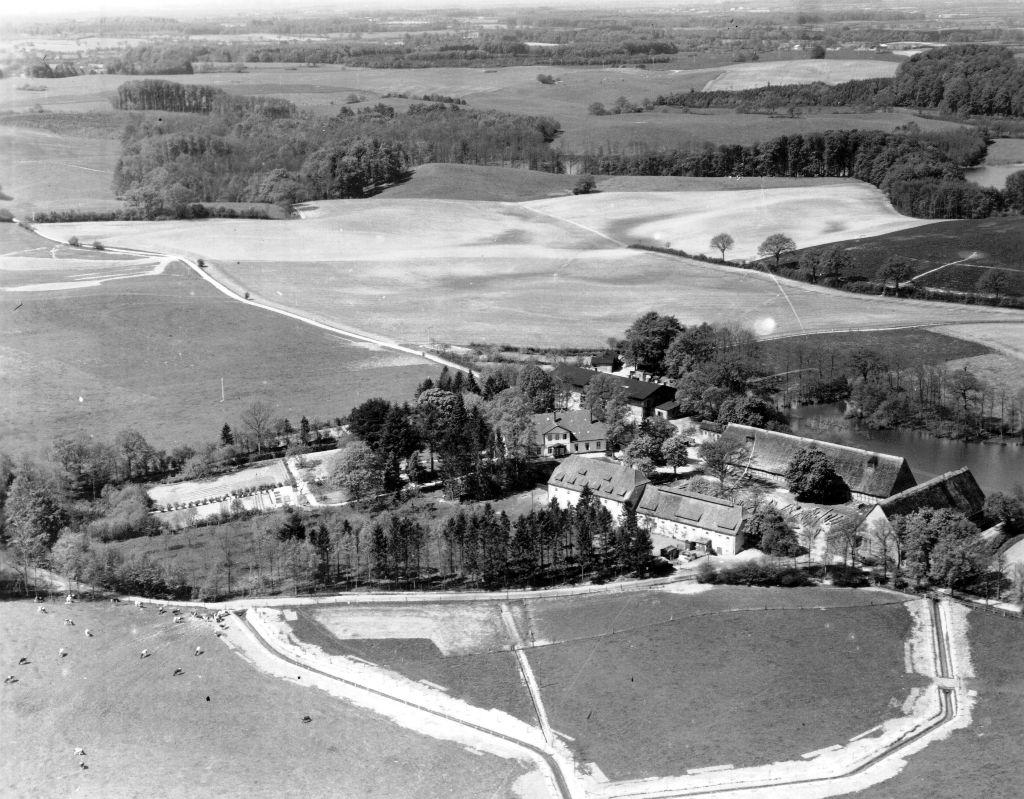Gut Nettelau 1954