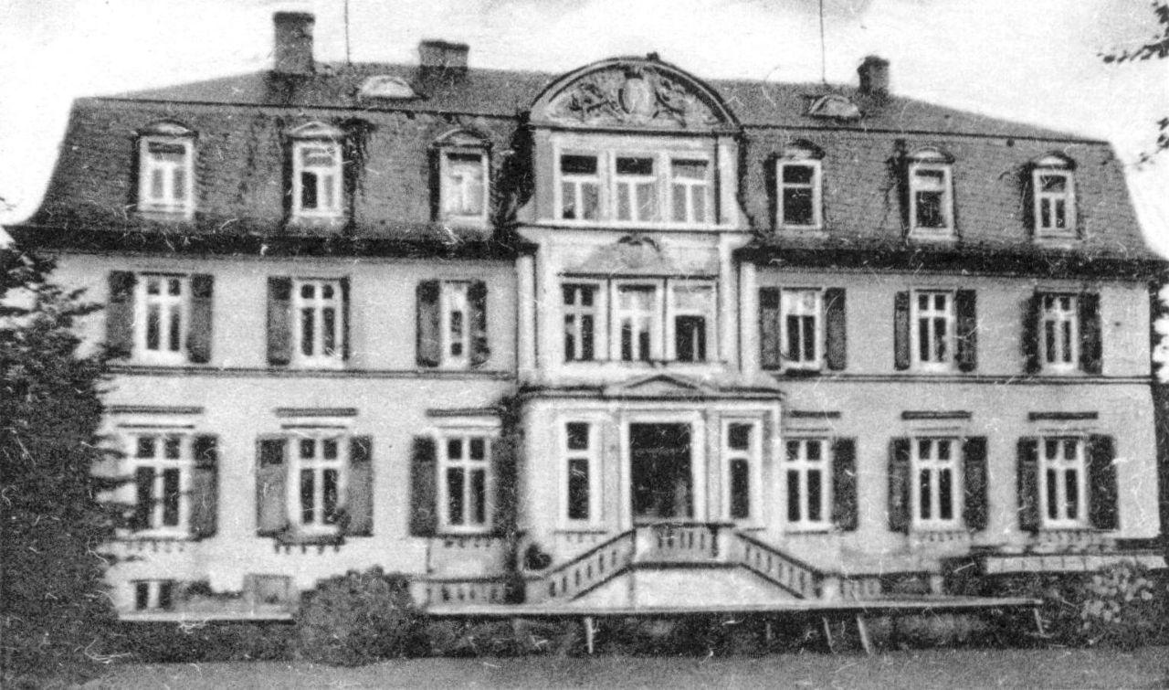AK Altes Herrenhaus  ca. 1960