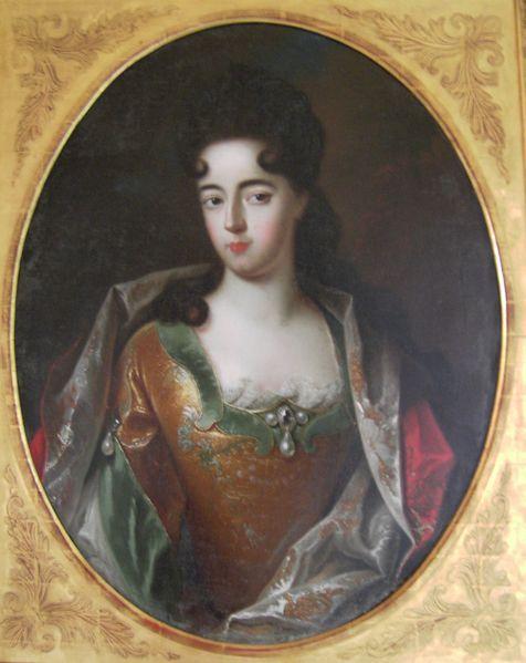 Anna Constantia von Cosel