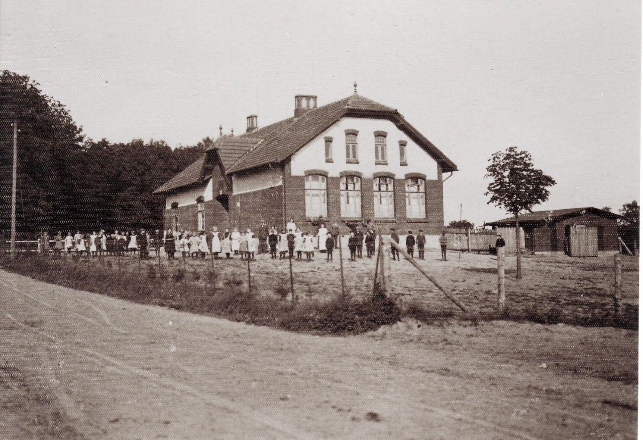 Depenauer Schule 1906