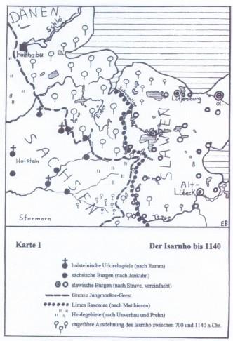 Der Isarnho bis 1140