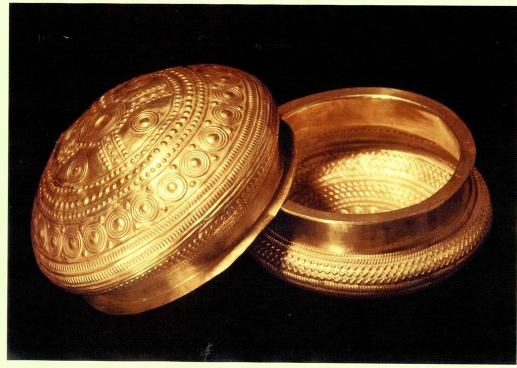 Goldschalen von Depenau