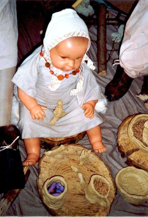 Slawisches Kind