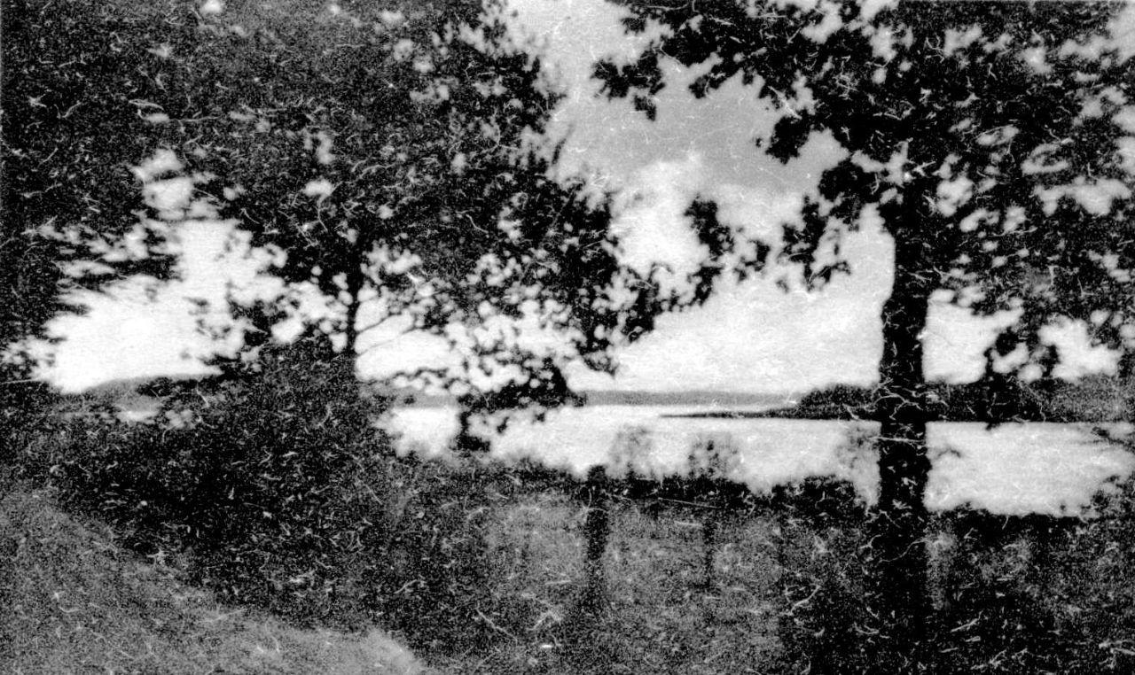 Stolper See um 1950