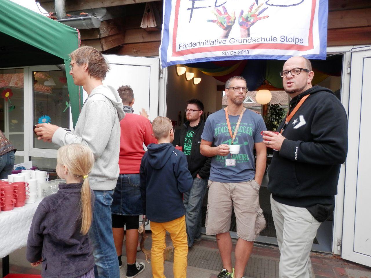 FiGS-Organisatoren Hagen Hamann und Jan Sauer