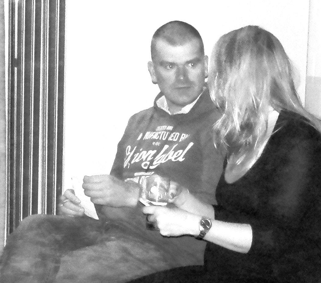 Jan Graf und Anja Erika Svensson