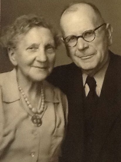 Richard und Frieda Schimkat