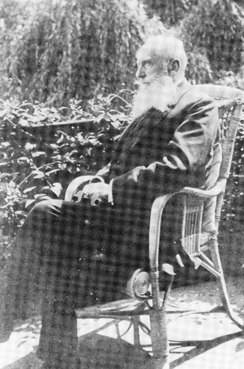 Adolf von Dürckheim 1922