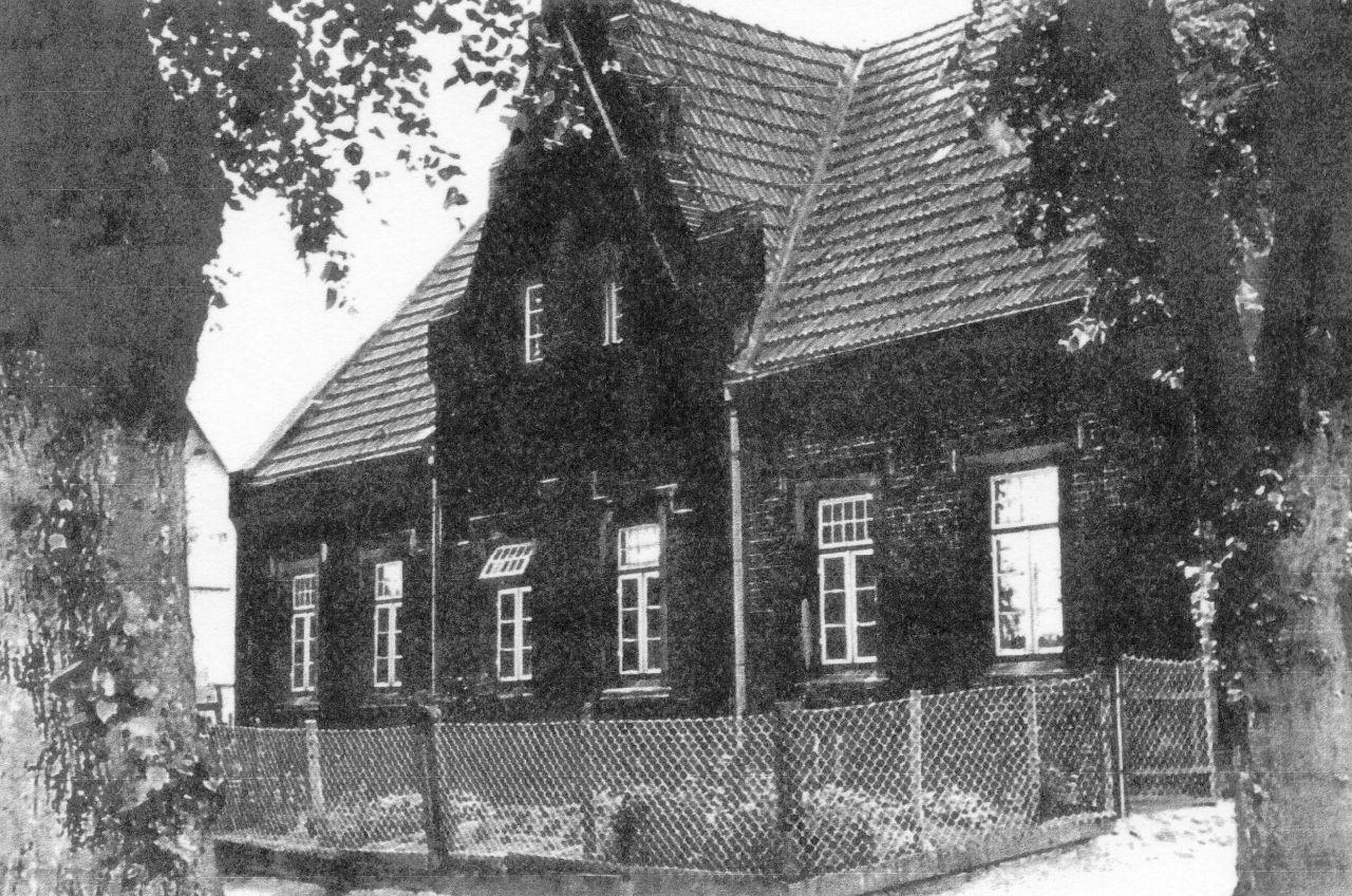 Arbeiterhaus auf Gut Nettelau